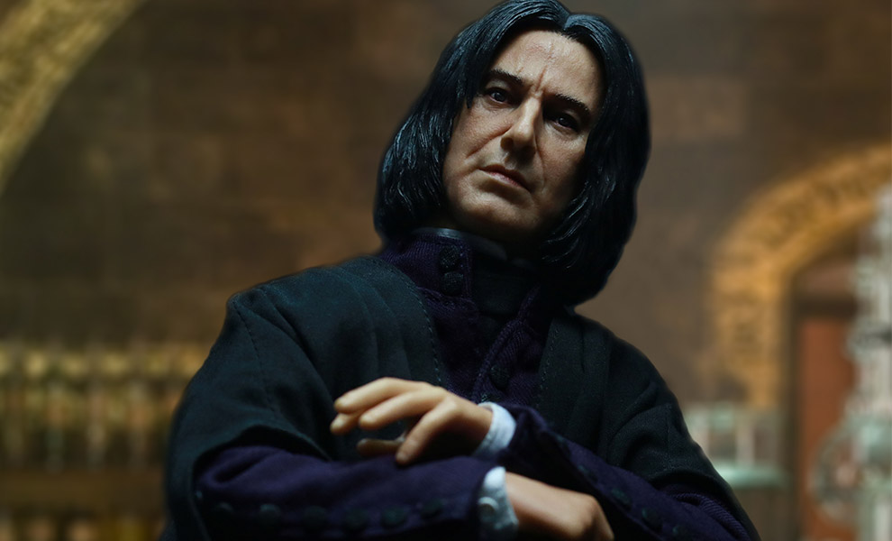 Gallery Feature Image of Severus Snape Sixth Scale Figure - Click to open image gallery