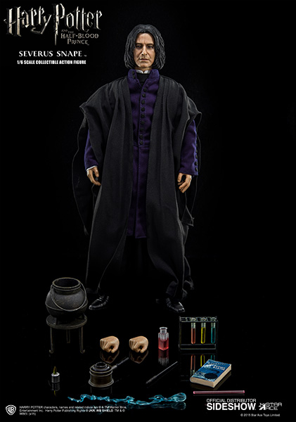 Harry Potter Severus Snape Sixth Scale Figure by Star Ace To