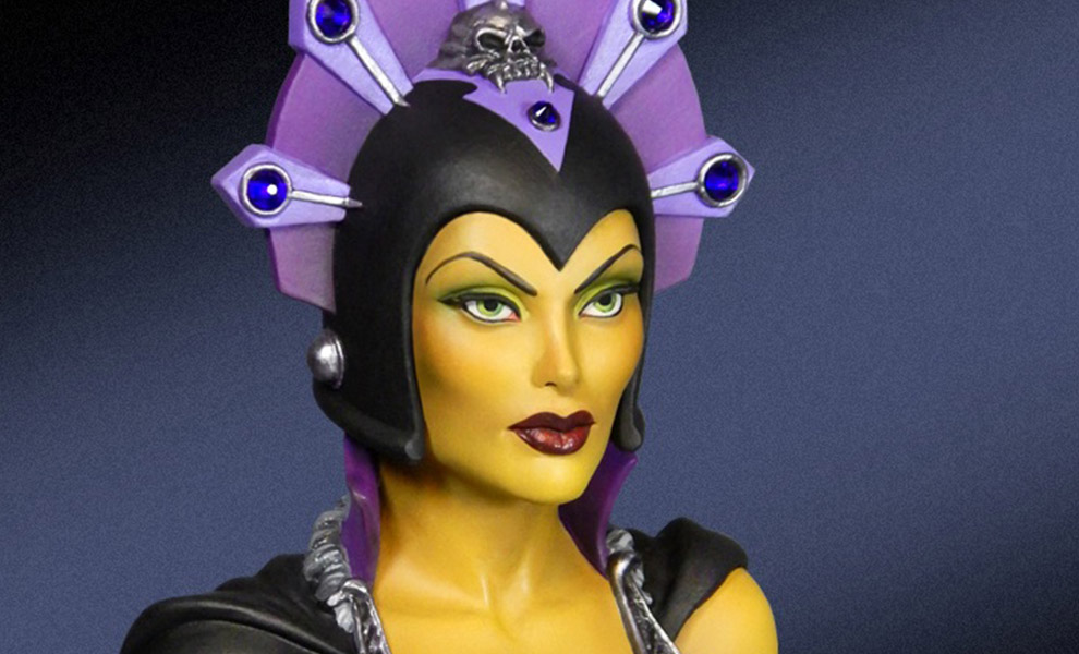 Gallery Feature Image of Evil Lyn Collectible Bust - Click to open image gallery