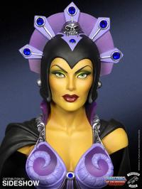 Gallery Image of Evil Lyn Collectible Bust