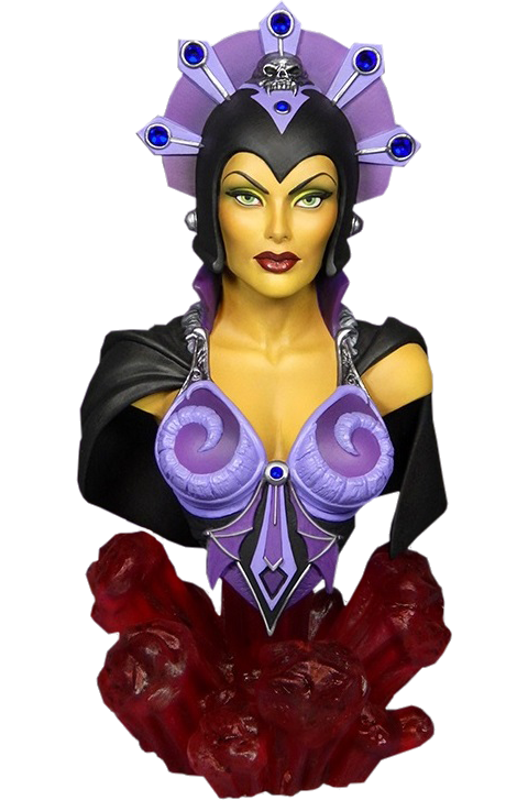Tweeterhead Evil Lyn Collectible Bust