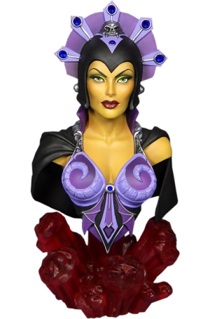 Evil Lyn Collectible Bust