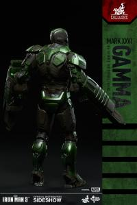 Gallery Image of Iron Man Mark XXVI - Gamma Sixth Scale Figure