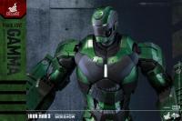 Gallery Image of Iron Man Mark XXVI - Gamma Sixth Scale Figure