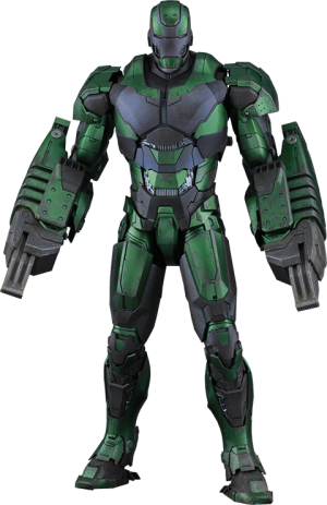 Iron Man Mark XXVI - Gamma Sixth Scale Figure