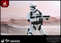Gallery Image of First Order Stormtrooper Jakku Exclusive Sixth Scale Figure