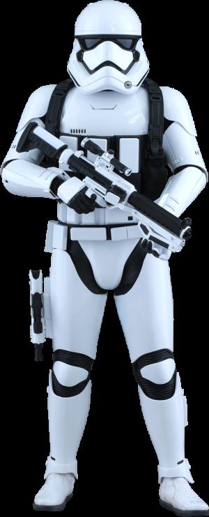 First Order Stormtrooper Jakku Exclusive Sixth Scale Figure