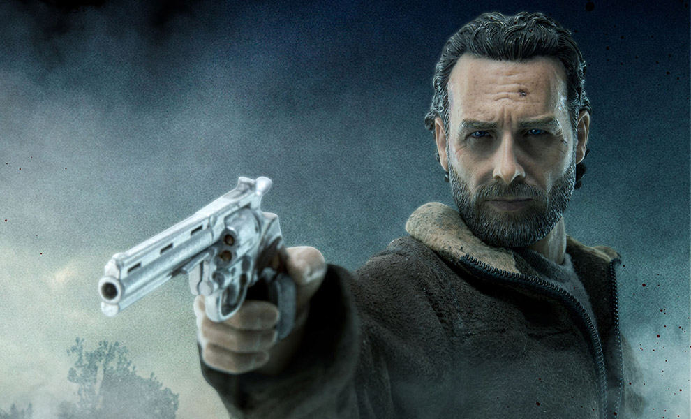 Gallery Feature Image of Rick Grimes Sixth Scale Figure - Click to open image gallery