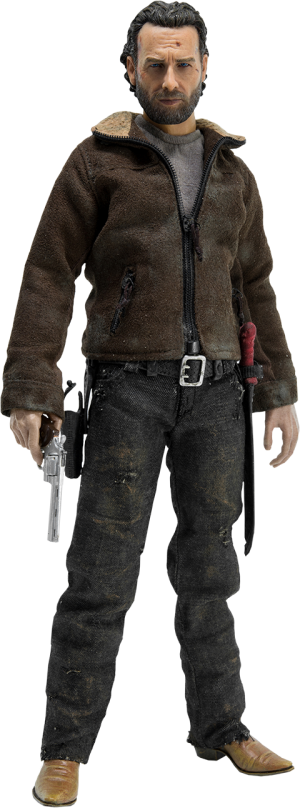 Rick Grimes Sixth Scale Figure
