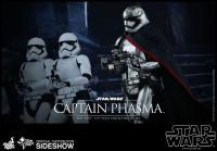 Gallery Image of Captain Phasma Sixth Scale Figure