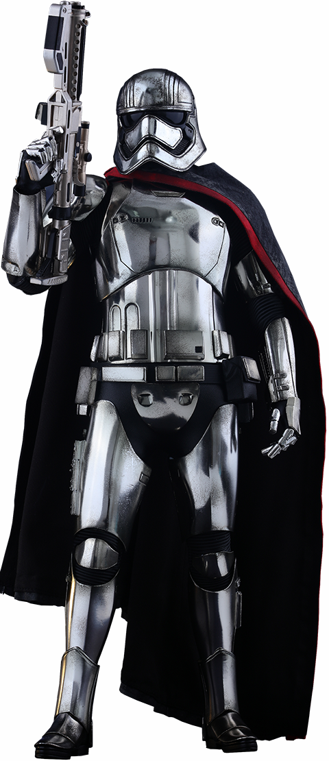 Hot Toys Captain Phasma Sixth Scale Figure