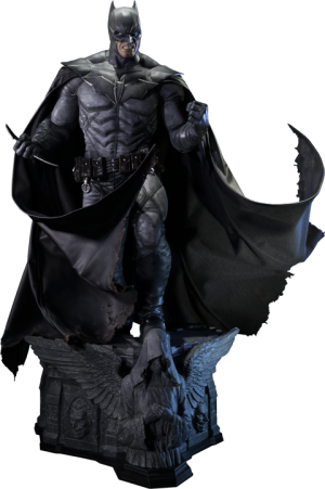 Batman Noel Version Polystone Statue