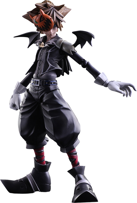 Square Enix Sora Halloween Town Version Collectible Figure