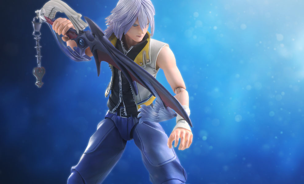 Gallery Feature Image of Riku Collectible Figure - Click to open image gallery