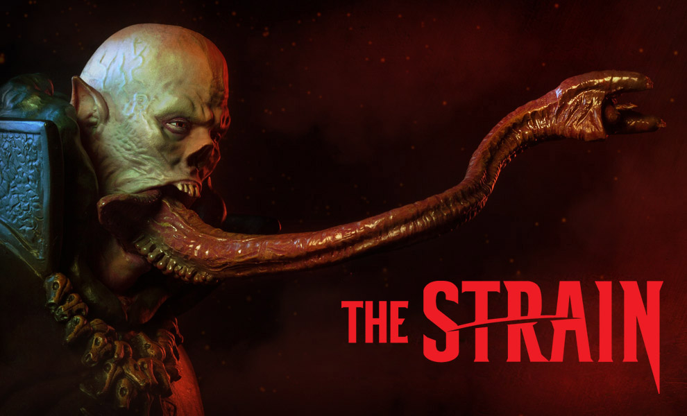 Gallery Feature Image of FX's The Strain Statue - Click to open image gallery