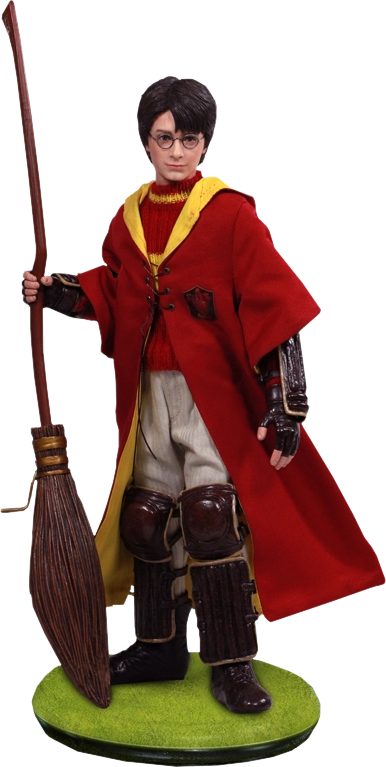 Star Ace Toys Ltd. Harry Potter Quidditch Version Sixth Scale Figure