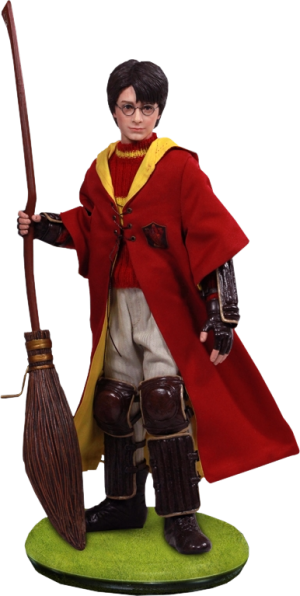 Harry Potter Quidditch Version Sixth Scale Figure