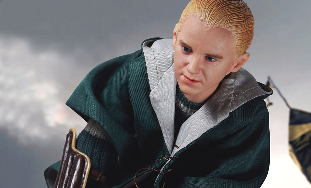 Gallery Feature Image of Draco Malfoy Quidditch Version Sixth Scale Figure - Click to open image gallery