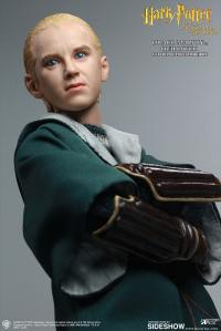 Gallery Image of Draco Malfoy Quidditch Version Sixth Scale Figure