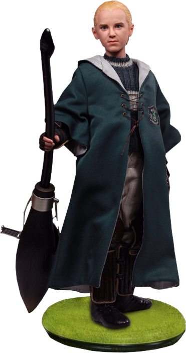 Star Ace Toys Ltd. Draco Malfoy Quidditch Version Sixth Scale Figure