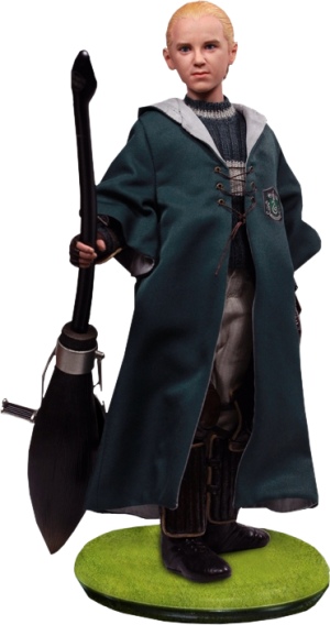 Draco Malfoy Quidditch Version Sixth Scale Figure
