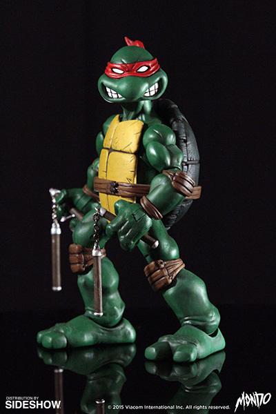 Mondo Teenage Mutant Ninja Turtles Michelangelo Collectible Figure