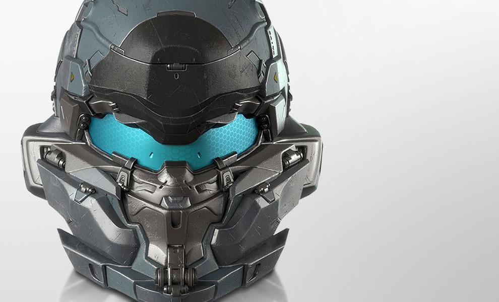 Gallery Feature Image of Spartan Jameson Locke Helmet Prop Replica - Click to open image gallery
