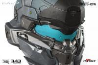 Gallery Image of Spartan Jameson Locke Helmet Prop Replica
