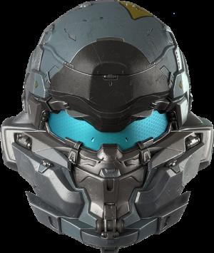 Spartan Jameson Locke Helmet Prop Replica