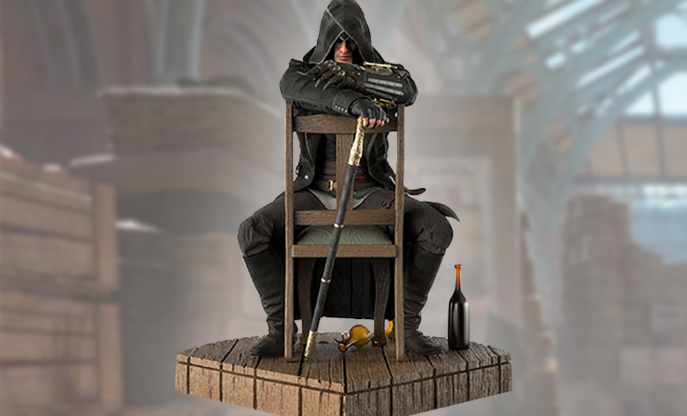 Gallery Feature Image of Jacob Frye Statue - Click to open image gallery