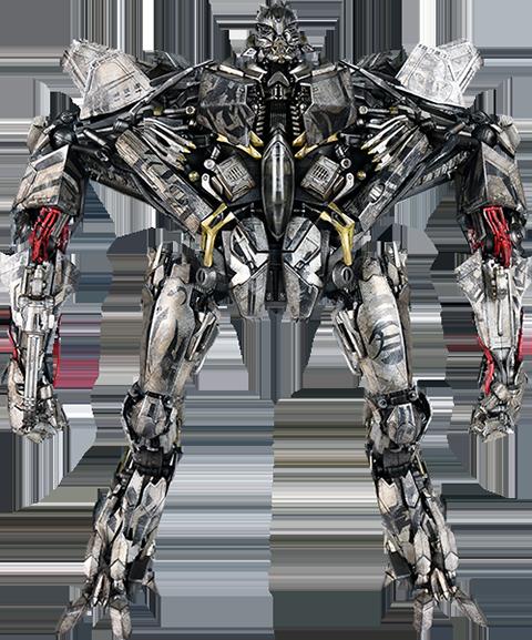 ThreeA Toys Transformers Starscream Premium Scale Collectible Figure