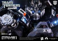 Gallery Image of Ironhide Polystone Statue