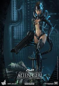Gallery Image of Alien Girl Sixth Scale Figure