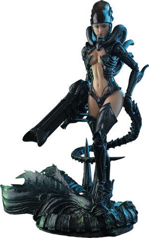 Alien Girl Sixth Scale Figure