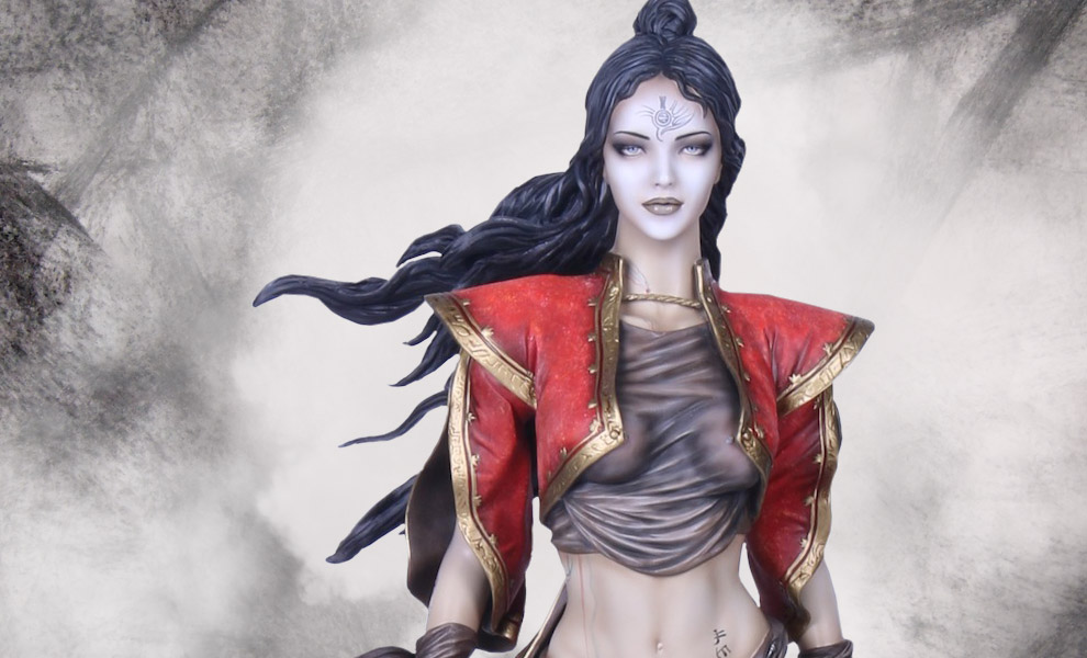 Gallery Feature Image of Dead Moon Statue - Click to open image gallery