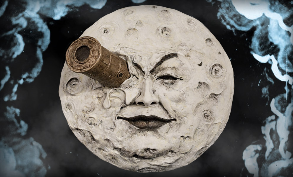 Gallery Feature Image of The Moon of Georges Melies Miscellaneous Collectibles - Click to open image gallery