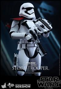 Gallery Image of First Order Stormtrooper Officer Sixth Scale Figure