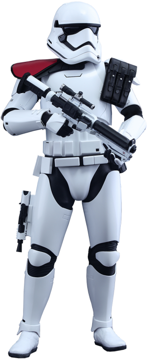 First Order Stormtrooper Officer Sixth Scale Figure