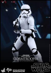 Gallery Image of First Order Stormtrooper Officer and Stormtrooper  Sixth Scale Figure