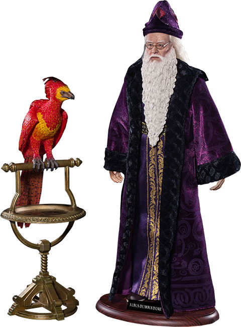Star Ace Toys Ltd. Albus Dumbledore Deluxe Version Sixth Scale Figure