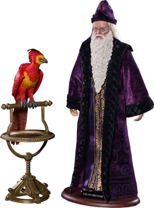 Albus Dumbledore Deluxe Version Sixth Scale Figure