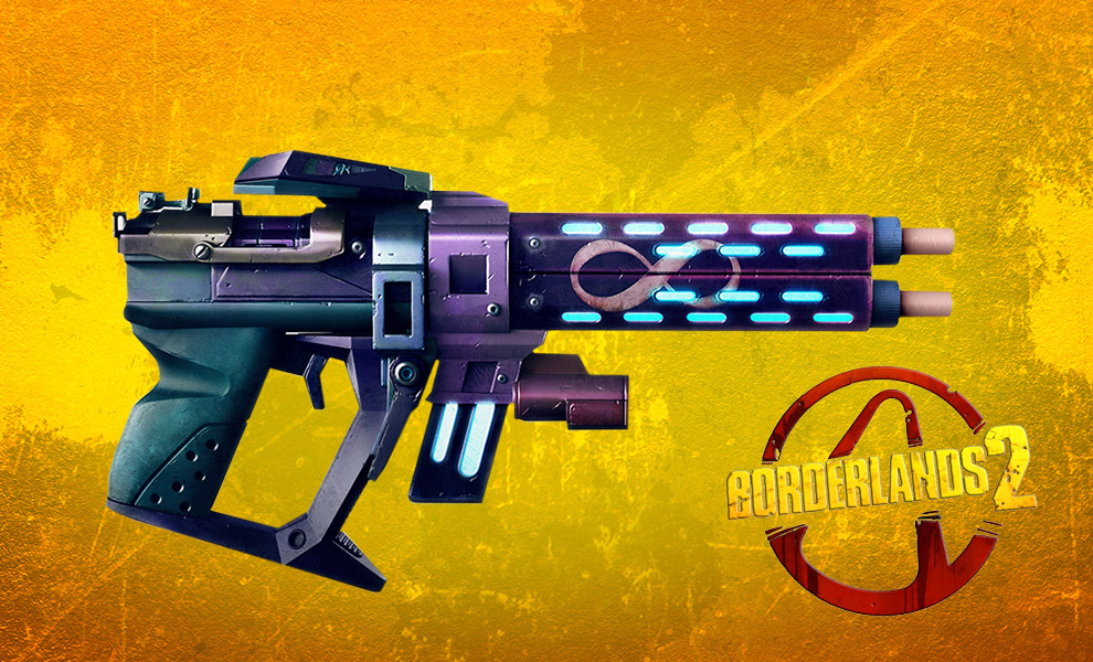 Gallery Feature Image of Infinity Pistol Scaled Replica - Click to open image gallery