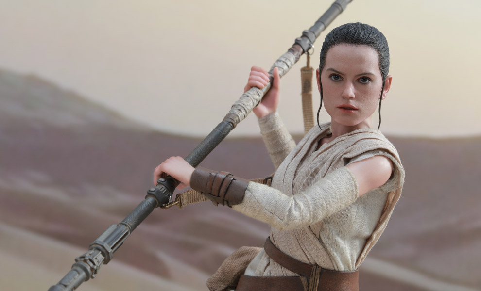 Gallery Feature Image of Rey Sixth Scale Figure - Click to open image gallery