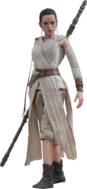 Rey Sixth Scale Figure