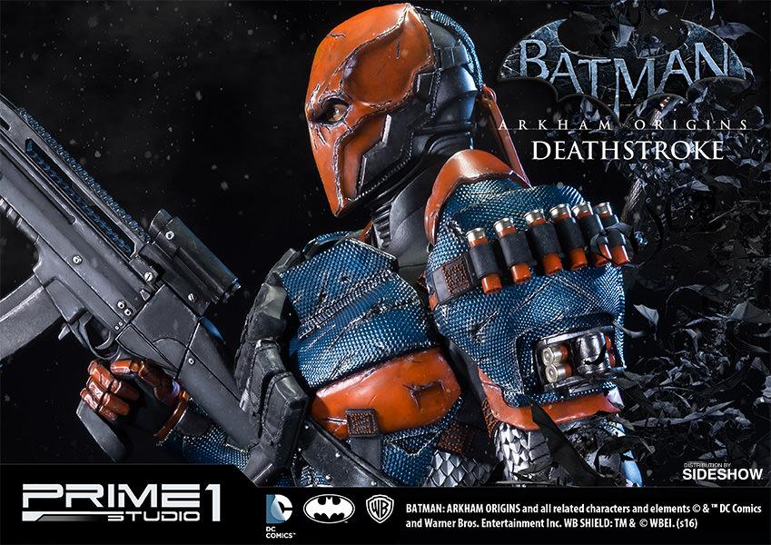 DC Comics Deathstroke Statue by Prime 1 Studio
