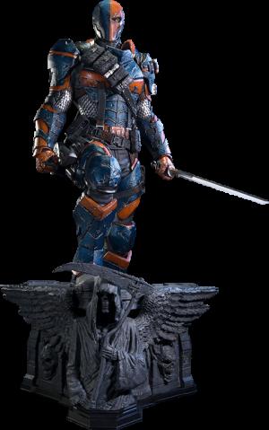 Deathstroke Statue