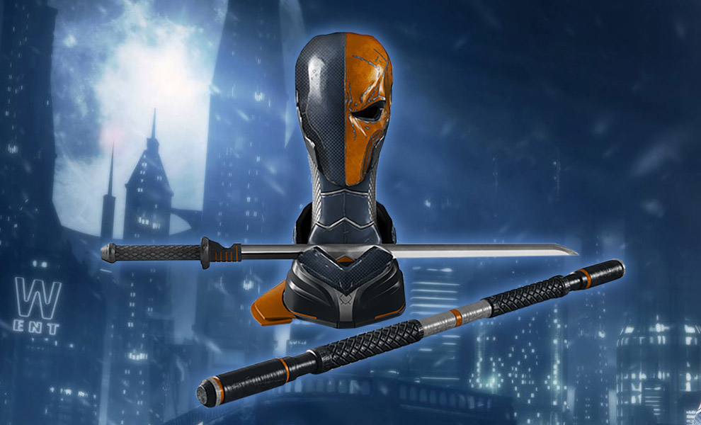Gallery Feature Image of Deathstroke Arsenal Prop Replica - Click to open image gallery
