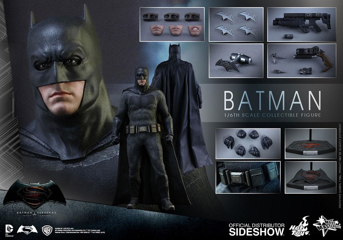 DC Comics Batman Sixth Scale Figure by Hot Toys  f7667706eccf