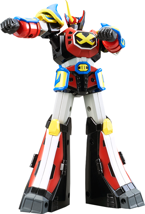 Yamato USA Brave Gokin Go Shogun Collectible Figure