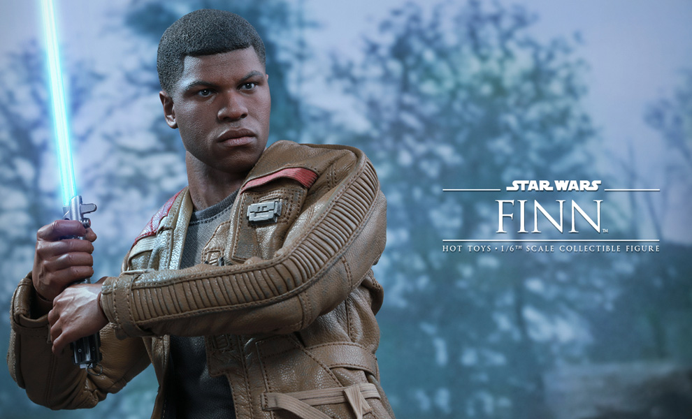 Gallery Feature Image of Finn Sixth Scale Figure - Click to open image gallery